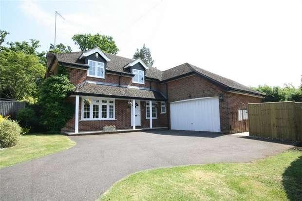5 Bedrooms Detached House for sale in The Drey, Chalfont St Peter, GERRARDS CROSS, Buckinghamshire
