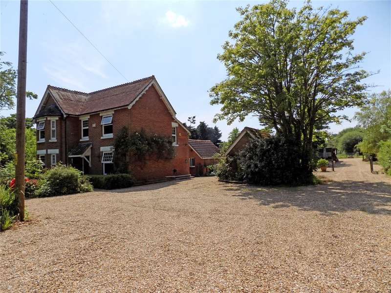 4 Bedrooms Detached House for sale in Winchester Road, Durley, Hampshire, SO32