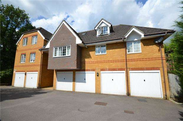 2 Bedrooms Apartment Flat for sale in Walnut Mews, Pollardrow Avenue, Bracknell
