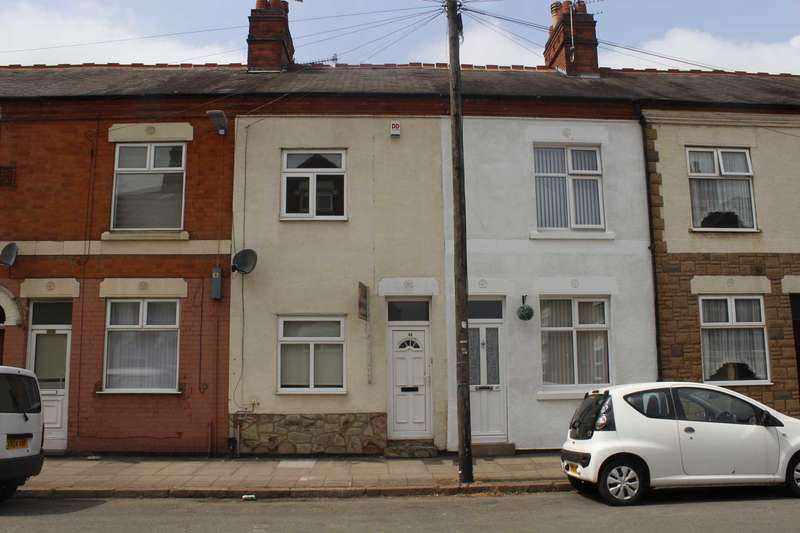 2 Bedrooms Terraced House for sale in Dunton Street, Leicester