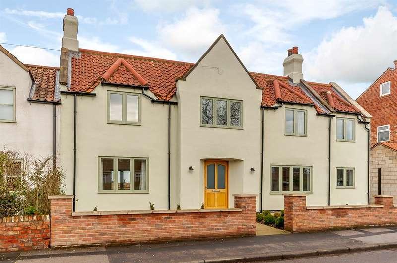 4 Bedrooms End Of Terrace House for sale in Murton Way, Osbaldwick, York, YO19 5UW