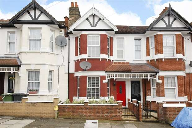 2 Bedrooms Terraced House for sale in Datchet Road, Forest Hill