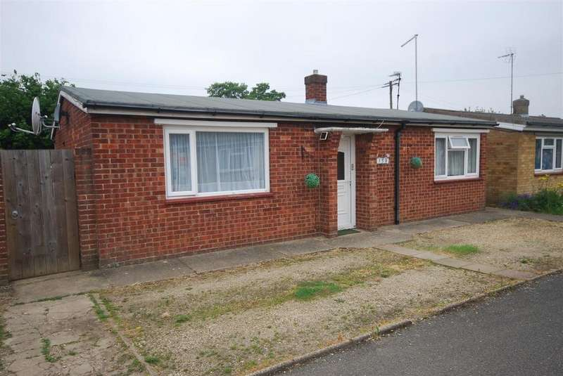 2 Bedrooms Detached Bungalow for sale in Wygate Road, Spalding