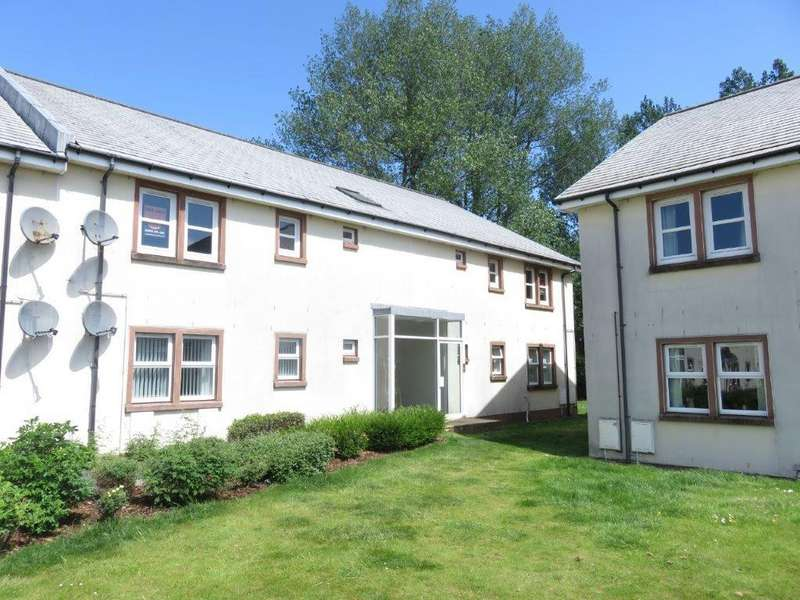 2 Bedrooms Flat for sale in Derwent Court, Hill Street, Kilmarnock KA3