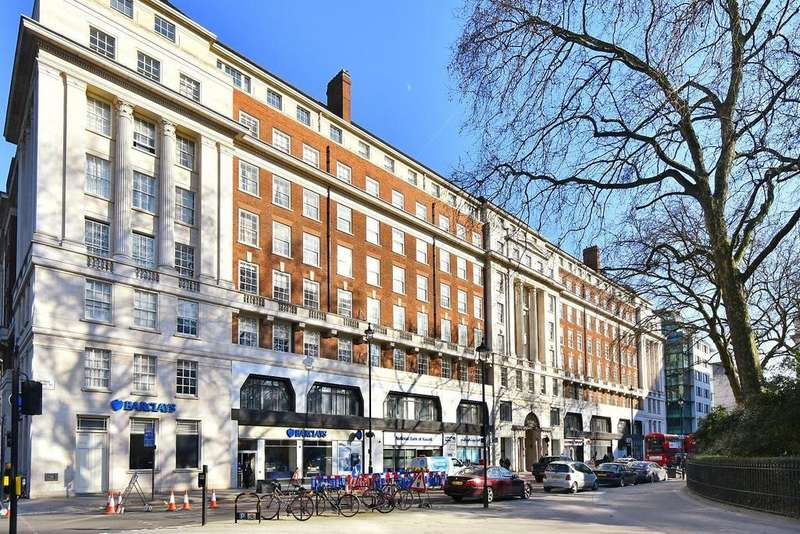 4 Bedrooms Flat for sale in Portman Square, Marylebone