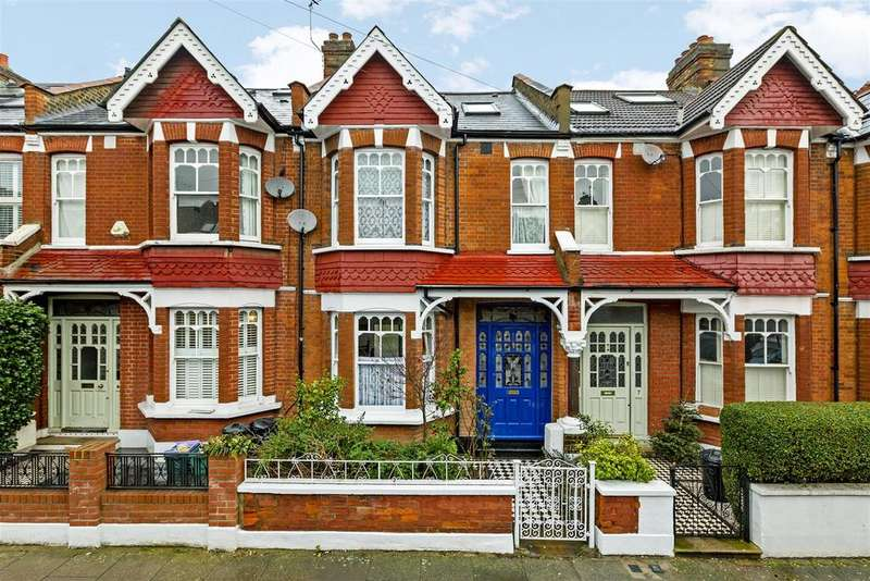 4 Bedrooms Semi Detached House for sale in Mount Road, Wimbledon