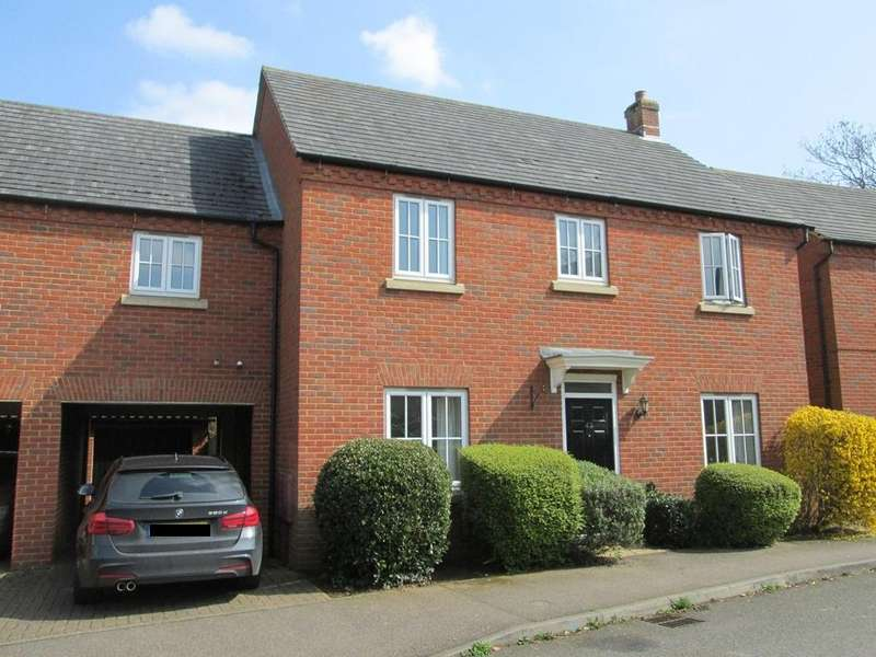 5 Bedrooms Link Detached House for sale in Ibbett Lane, Potton,Bedfordshire SG19