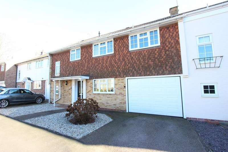 4 Bedrooms Town House for sale in The Lea, Kibworth Beauchamp, Leicester, LE8