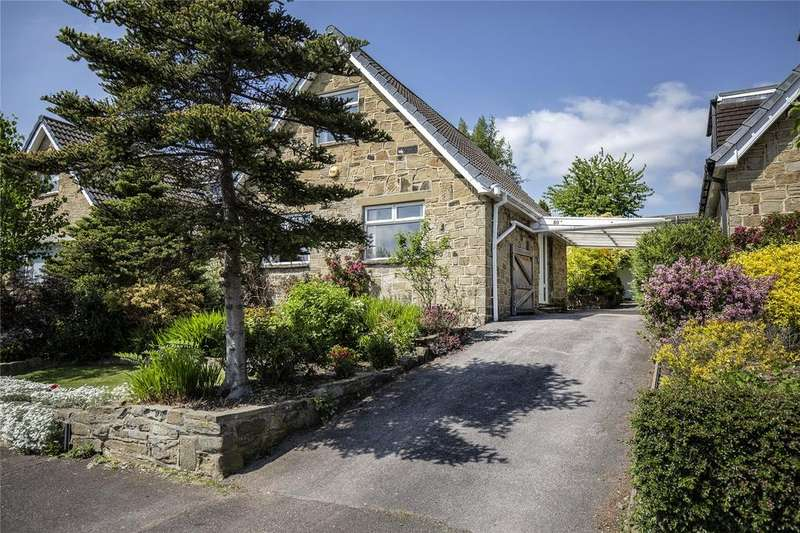 4 Bedrooms Detached House for sale in Priory Way, Mirfield, West Yorkshire, WF14