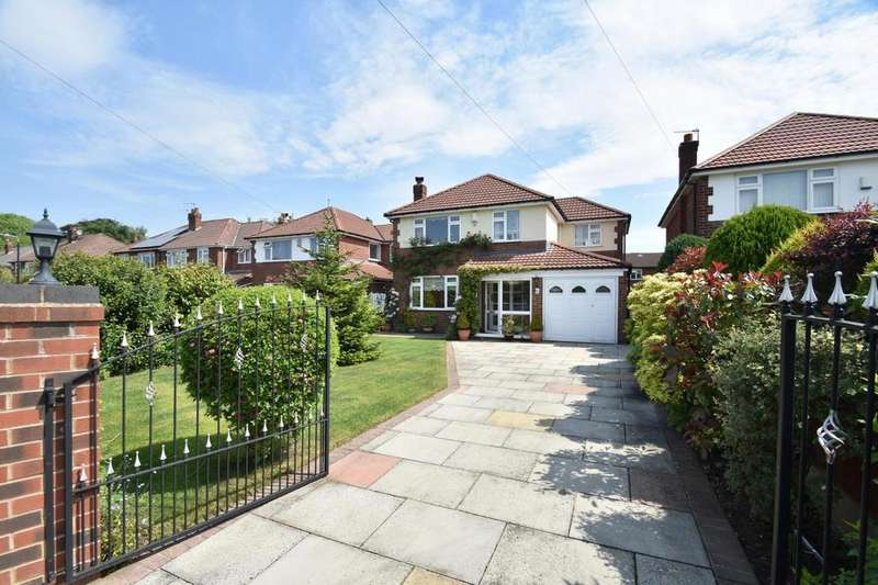 4 Bedrooms Detached House for sale in St Martins Road, Sale