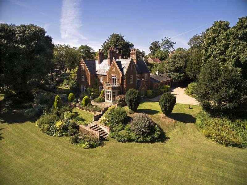 6 Bedrooms Detached House for sale in Church Lane, Sedgeford, Hunstanton, Norfolk