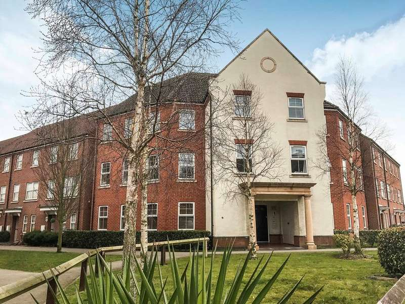 2 Bedrooms Apartment Flat for sale in Larchmont Road, Leicester, LE4