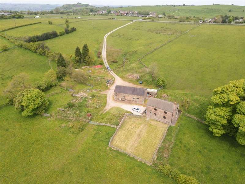 3 Bedrooms Detached House for sale in Ellastone Road, Cauldon Lowe, Staffordshire