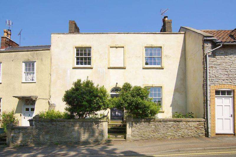 6 Bedrooms Terraced House for sale in High Street, Wickwar, Wotton-Under-Edge, GL12 8NE