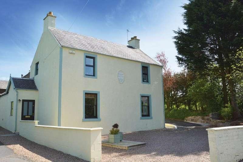 4 Bedrooms Detached Villa House for sale in Main Road, Waterside, Kilmarnock, KA3