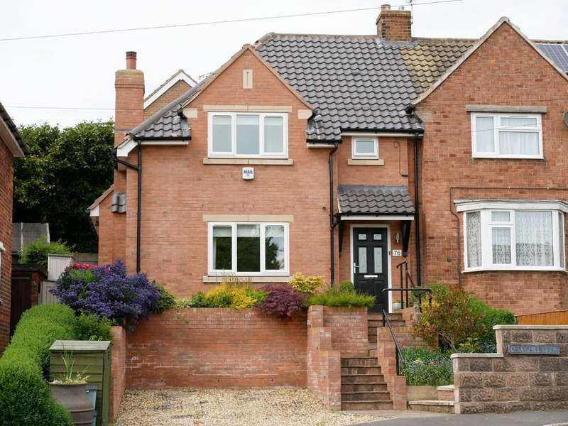 3 Bedrooms Semi Detached House for sale in 76 Churchill Drive, Tarporley