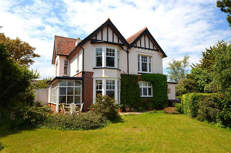 3 Bedrooms Semi Detached House for sale in West Cliff, Dawlish