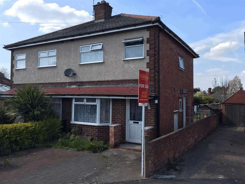3 Bedrooms Property for sale in Sutton Drive, Shelton Lock, Derby, Derbyshire