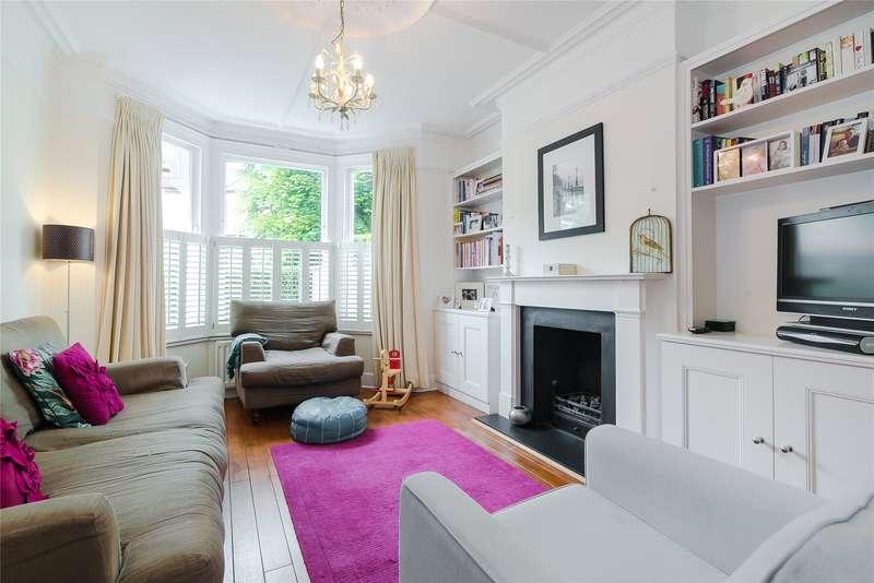 4 Bedrooms Terraced House for sale in Elborough Street, Southfields, London, SW18