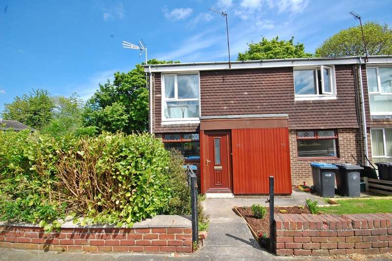 2 Bedrooms Ground Flat for sale in Middleham Road, Newton Hall, Durham