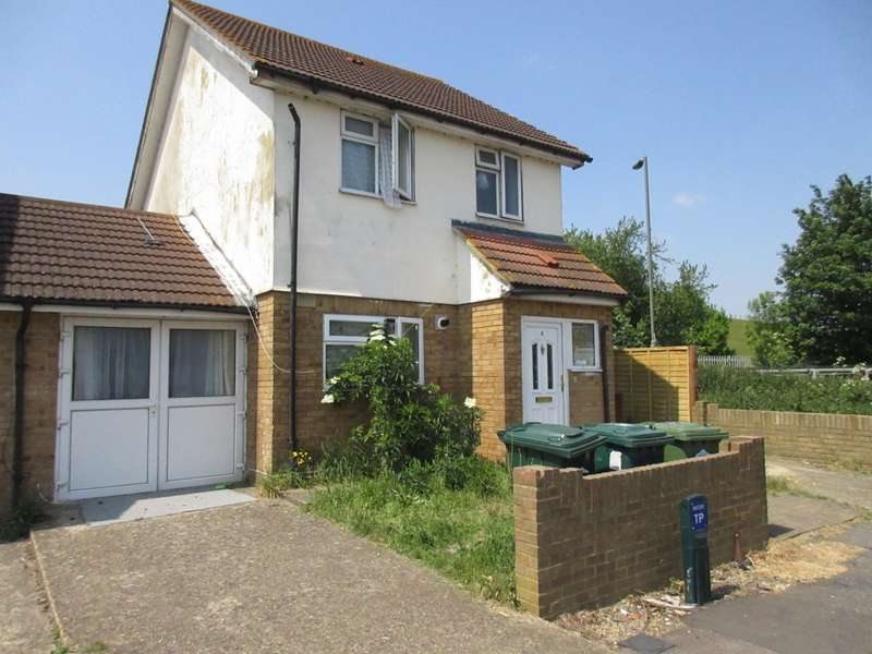 3 Bedrooms Link Detached House for sale in White Lodge, Stanwell New Road, Staines-upon-Thames, TW18
