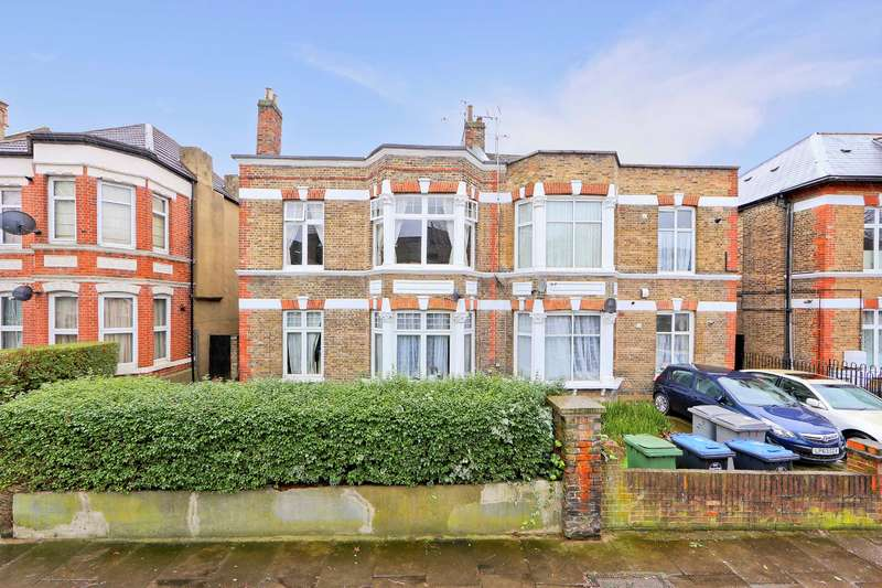 1 Bedroom Flat for sale in Connaught Road, Harlesden