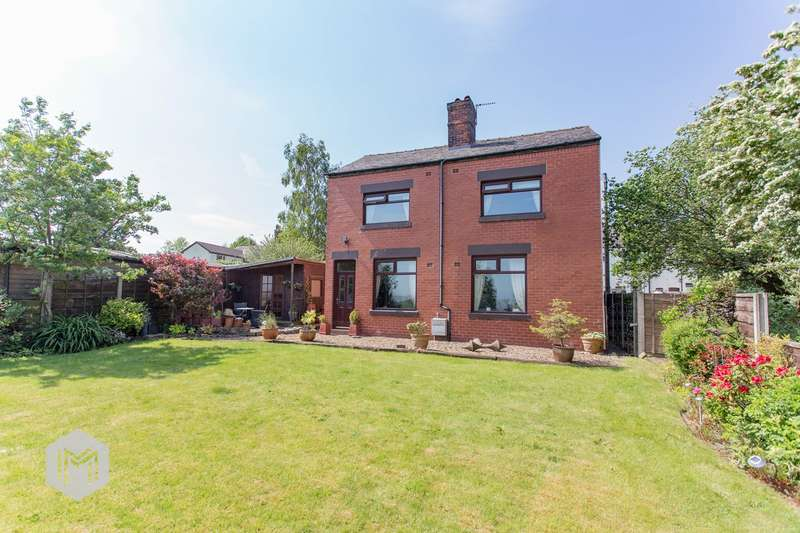 3 Bedrooms Detached House for sale in Spring View, Kearsley, Bolton, BL4