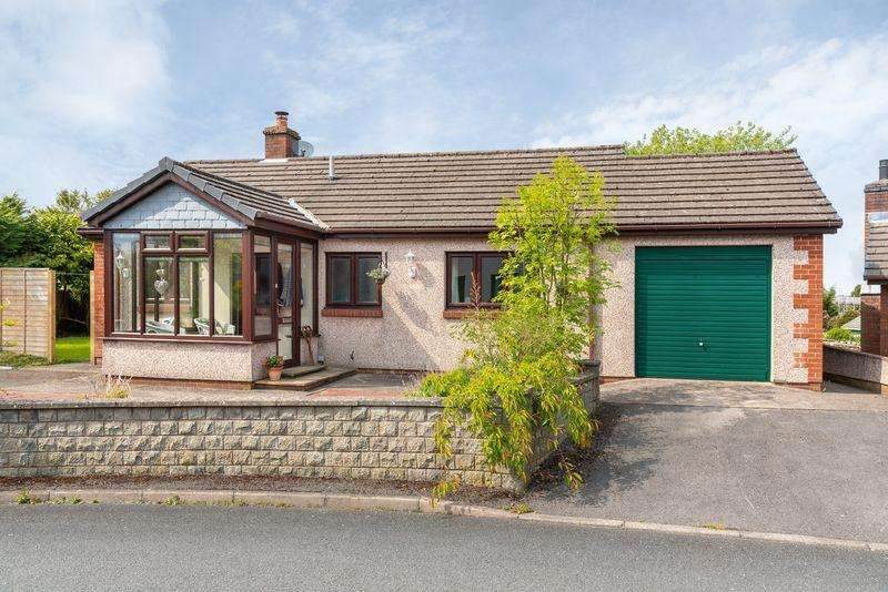 2 Bedrooms Detached Bungalow for sale in 1 Orchard Grove, Newton Reigny, Penrith