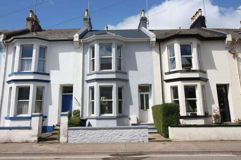 4 Bedrooms Terraced House for sale in Greenswood Road, Brixham