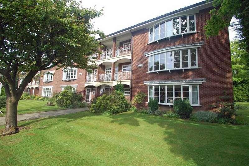 2 Bedrooms Flat for sale in Lynton Court, Alderley Edge, Cheshire