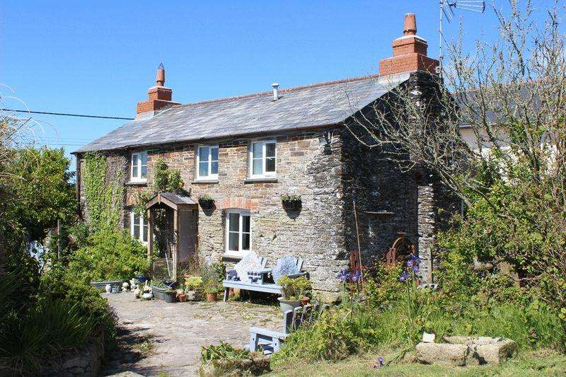 2 Bedrooms Cottage House for sale in St. Merryn, Padstow