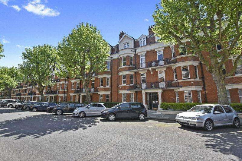 3 Bedrooms Apartment Flat for sale in Castellain Mansions, Castellain Road W9