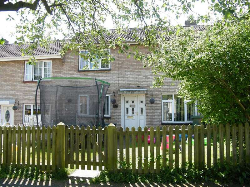 3 Bedrooms Terraced House for sale in Hornsby Road, Grantham
