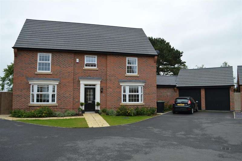 5 Bedrooms Detached House for sale in Fort William Close, Greylees, Sleaford