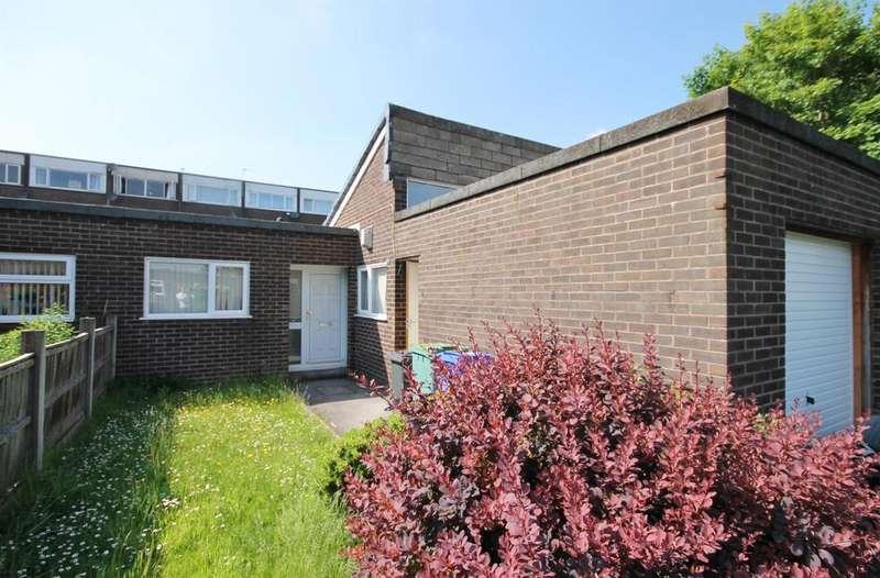 2 Bedrooms Bungalow for sale in Cranage Close, Runcorn, WA7 5YN