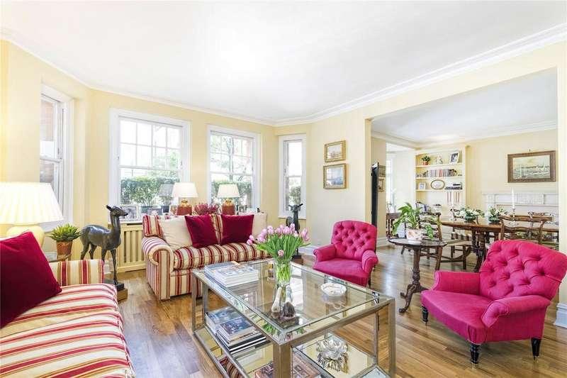 4 Bedrooms Flat for sale in Drayton Court, Drayton Gardens, London