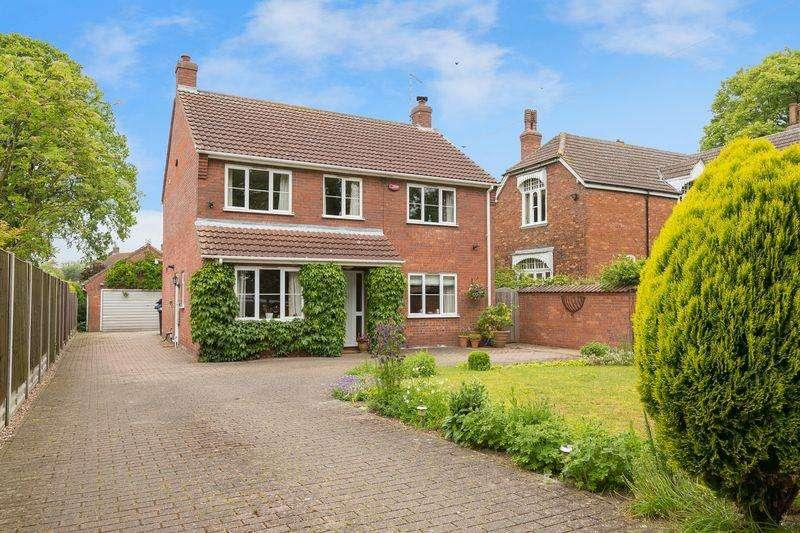 4 Bedrooms Detached House for sale in Fieldview, Chapel Lane, Dunston