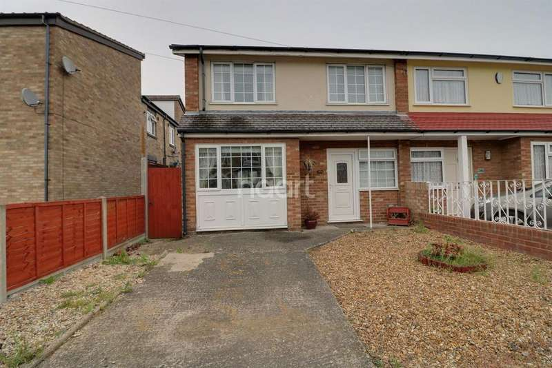 3 Bedrooms Semi Detached House for sale in Bedford