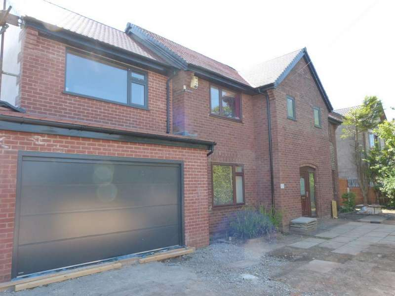 4 Bedrooms Detached House for sale in Prescot Road, Aughton, L39