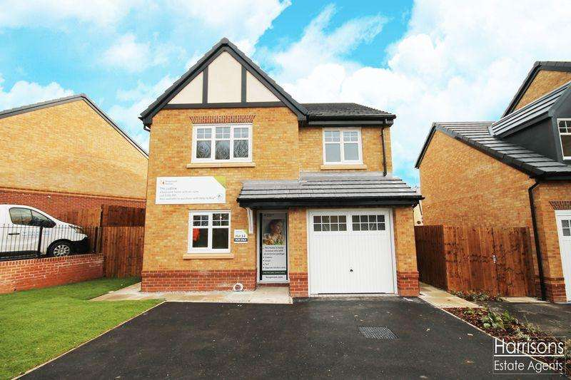 4 Bedrooms Detached House for sale in PLOT 34|The Ludlow|Gibfield Park Avenue, Atherton, Manchester, Greater Manchester.