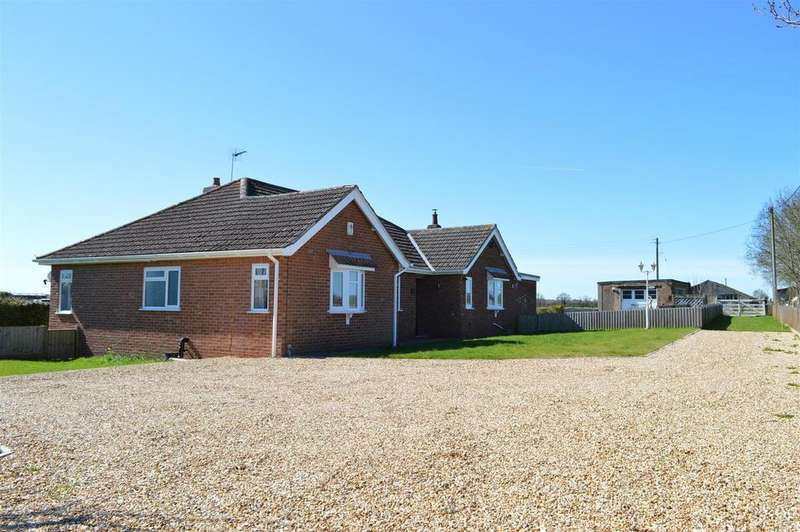 3 Bedrooms Detached Bungalow for sale in Pointon Road, Billingborough, Sleaford