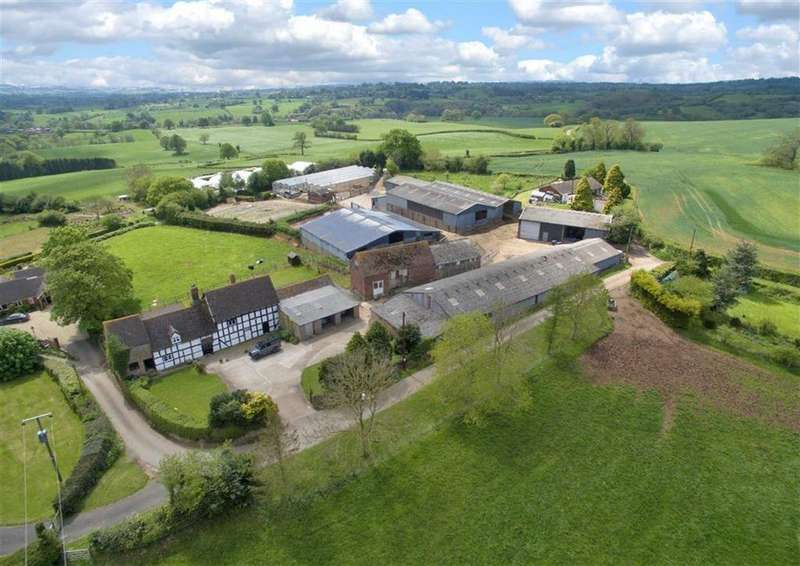 Farm Commercial for sale in Cleobury Mortimer, Kidderminster, DY14