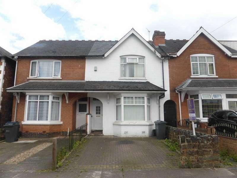 3 Bedrooms Terraced House for sale in Daniels Road, Birmingham