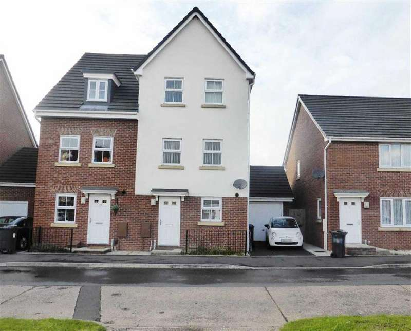 4 Bedrooms Semi Detached House for sale in Coneyford Road, Birmingham
