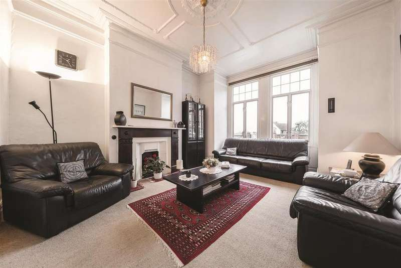 3 Bedrooms Terraced House for sale in St. Ann's Hill, SW18