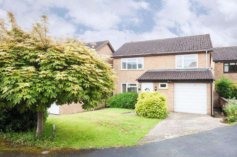 4 Bedrooms Detached House for sale in Wharf View, Buckingham