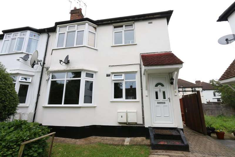 2 Bedrooms Maisonette Flat for sale in Chalfont Court, , Colindeep Lane, Hendon, Middlesex NW9