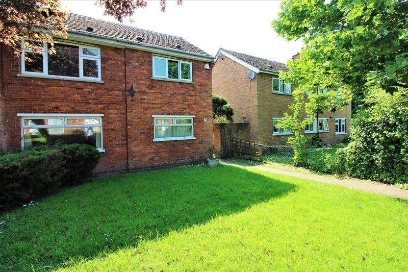 2 Bedrooms Apartment Flat for sale in Chirk Close, Upton, Chester