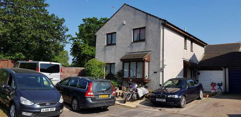 4 Bedrooms Detached House for sale in Little Week Road, Dawlish