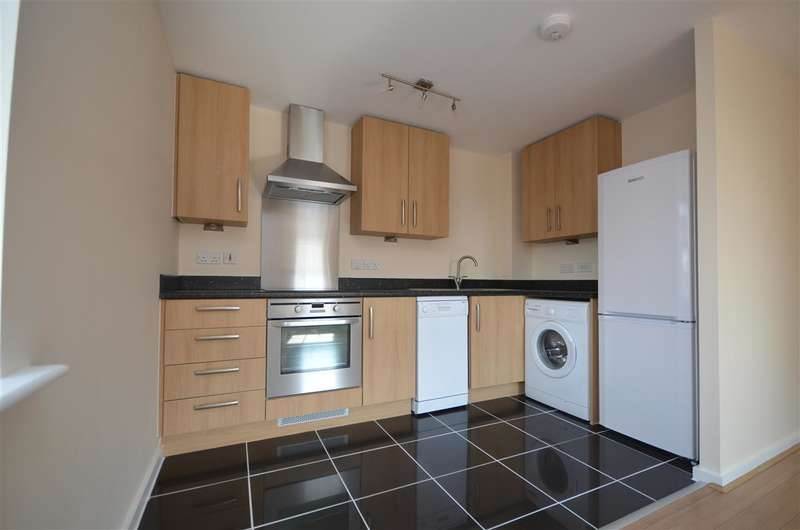 2 Bedrooms Apartment Flat for sale in Willow Road, Barrow upon Soar